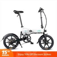 Fiido D2S Electric Moped Bike Shifting Version